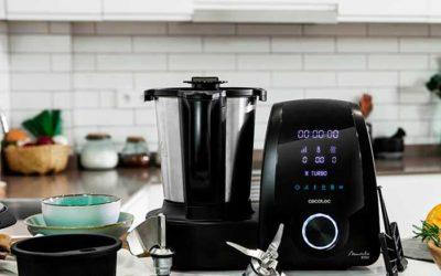 Guia Comparativa: Los mejores Robots de Cocina