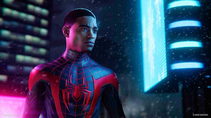 Marvels Spider-Man Miles Morales ps5