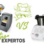 Comparativa de los robots de cocina Taurus MyCook Touch y Monsieur Cuisine Connect