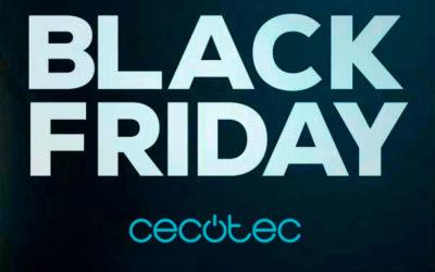 Las mejores ofertas de Black Friday en Cecotec