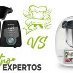 Comparativa Cecotec Mambo 10070 vs. Thermomix TM6