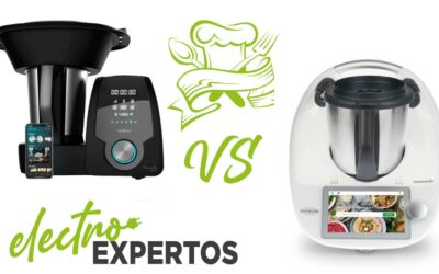Comparativa Cecotec Mambo 10070 y 10090 vs. Thermomix TM6